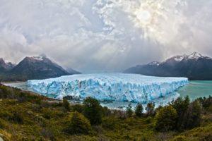 geleiras na argentina