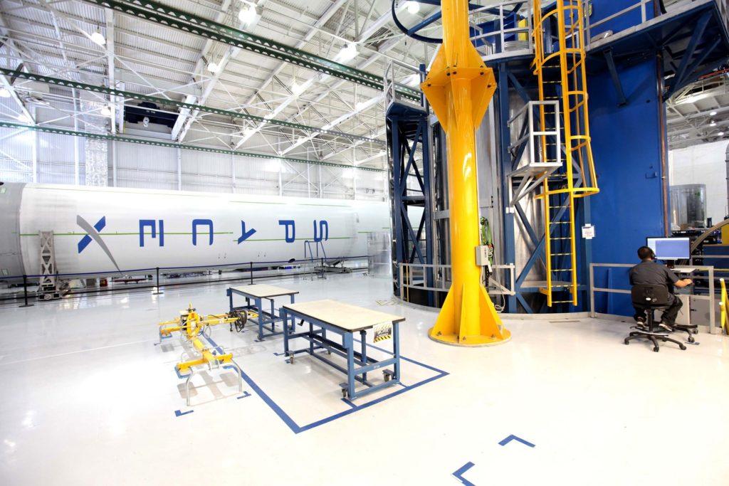 hangar-foguete-falcon-9